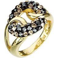 Prsten dekorovaný krystaly Swarovski Colorado 35035.4 (925/1000; 5,2 g) vel. 52 - Ring