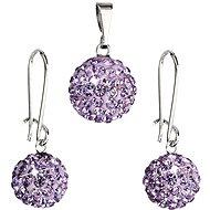 Schmuckset mit Steinen 59072.3 Violett - Trendy Geschenkset
