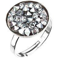Calvsi Ring mit Swarovski® Kristallen verziert 35033.5 - Ring