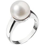 EVOLUTION GROUP 25001.1 stříbrný perlový prsten, vel. 52 - Ring
