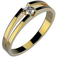 LINGER Singapur ZP012 Größe 54 (585/1000; Gewicht 1,3 g) - Ring