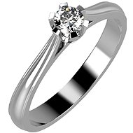 LINGER Almarillo ZP021 vel.57 (585/1000; Váha 1,55g) - Ring