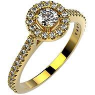 LINGER Oxford ZP038 Größe 54 (585/1000 2,4 g) - Ring