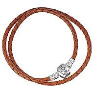 PANDORA Zweifaches Lederarmband braun 590705CBN-D1 - Armband