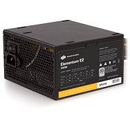 SilentiumPC Elementum E4 550W 80Plus EU - PC-Netzteil