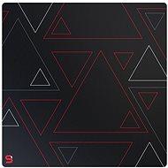 SPC Gear 90S Floor Pad schwarz/rot - Stuhlunterlage