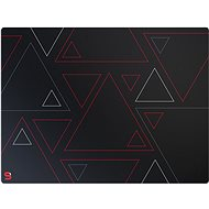 SPC Gear 120R Floor Pad schwarz/rot - Stuhlunterlage