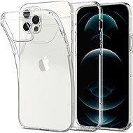 Spigen Liquid Crystal Clear iPhone 12/iPhone 12 Pro - Handyhülle
