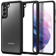 Handyhülle Spigen Ultra Hybrid Schwarz Samsung Galaxy S21 - Kryt na mobil