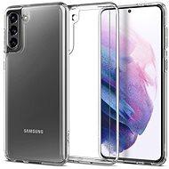 Handyhülle Spigen Ultra Hybrid Clear Samsung Galaxy S21 - Kryt na mobil