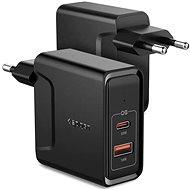 Spigen PowerArc ArcStation F211 USB Wall Charger - Netzladegerät