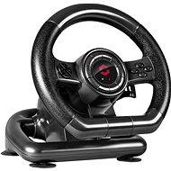 Speedlink BLACK BOLT Racing Wheel für PC - schwarz - Lenkrad
