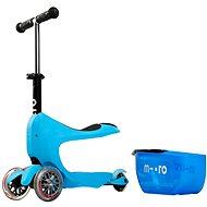 Micro Mini 2go Deluxe blau - Laufrad
