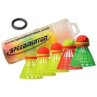 Speedminton Tube MixPack - Crossminton-Bälle