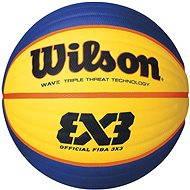 Wilson FIBA 3x3 Game Basketball - Basketball-Ball