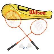 Wilson Badminton Gear Kit - Spielset