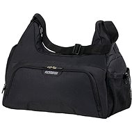 American Tourister Road Quest Female Gym Bag Solid Black - Sporttasche