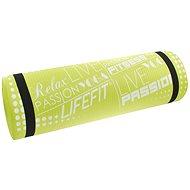Lifefit Yoga matt grün - Matte