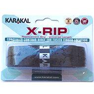 Karakal X-RIP schwarzes Badminton Griffband - Badminton-Griffband