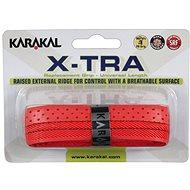 Karakal X-TRA red - Badminton-Griffband