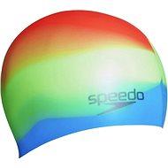 Speedo Multicolor silicon cap - Mütze