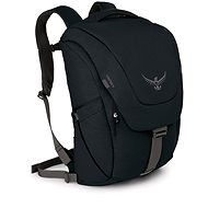 Osprey Flap Jack Pack schwarz - City Backpack