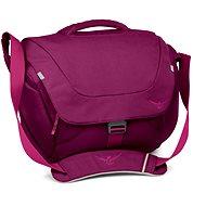 OSPREY Flap Jill Courier - Farbe Dark Magenta - Tasche