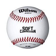 Baseball Ball Wilson Soft Kompression - Baseball Ball