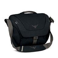 Osprey Flap Jack Courier Schwarz - Tasche