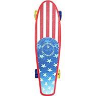 Kryptonics Torpedo Flag - Kunststoff-Skateboard