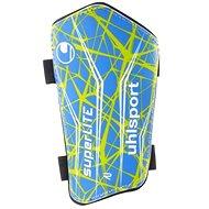 Uhlsport Super Lite - blue/green/white L - Fussball-Schoner