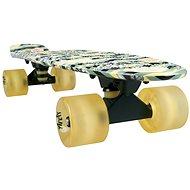 Area candy board overprint - Kunststoff-Skateboard