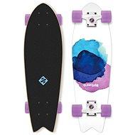 "Street Surfing Pintail Cruiser 30"" Jelly Fish - Longboard"