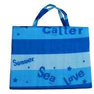 Plážové lehátko CALTER, modré - Unterlage