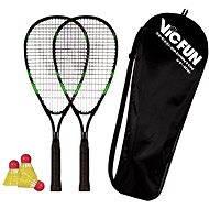 VICFUN Speed ??Badminton Set 100 - Crossminton-Sets
