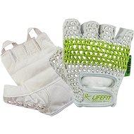 Lifefit Fit bílo/zelené - Handschuhe