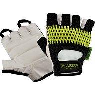 Lifefit Fit černo/zelené vel. XL - Handschuhe