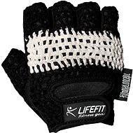 Lifefit Fit schwarz/weiß Größe L - Handschuhe
