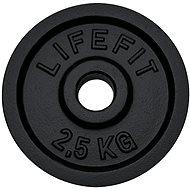 Kotouč Lifefit 2,5 kg / tyč 30 mm - Scheibe