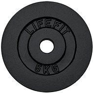 Kotouč Lifefit 5 kg / tyč 30 mm - Scheibe