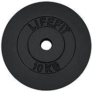 Kotouč Lifefit 10 kg / tyč 30 mm - Scheibe