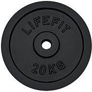 Kotouč Lifefit 20 kg / tyč 30 mm - Scheibe