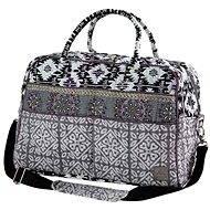 Prana Bhakti Weekender Bag Silber - Tasche