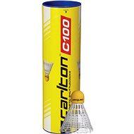 Carlton C-100 mittel weiß - Federball