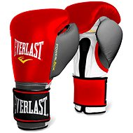 Everlast rötlich PowerLock - Boxhandschuhe