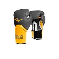 Everlast ProStyle Elite 14 Unzen grau / orange - Boxhandschuhe