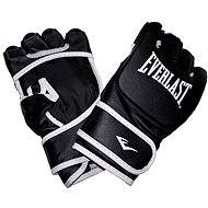 Everlast MMA graplingové rukavice kožené S/M - Boxhandschuhe