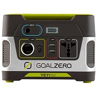 GoalZero Yeti 150 - Ladestation