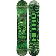 NITRO Ripper - 126 cm, Grün - Snowboard