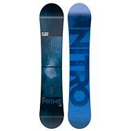 Snowboard Nitro Prime Wide blau - Snowboard